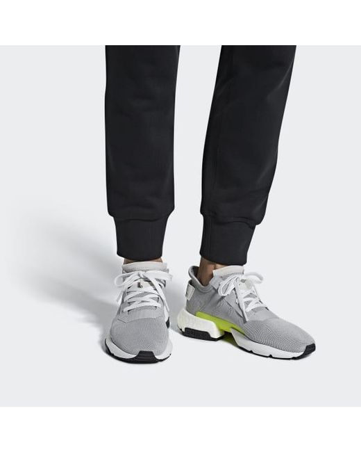 Men's Gray Pod s3.1 Shoes