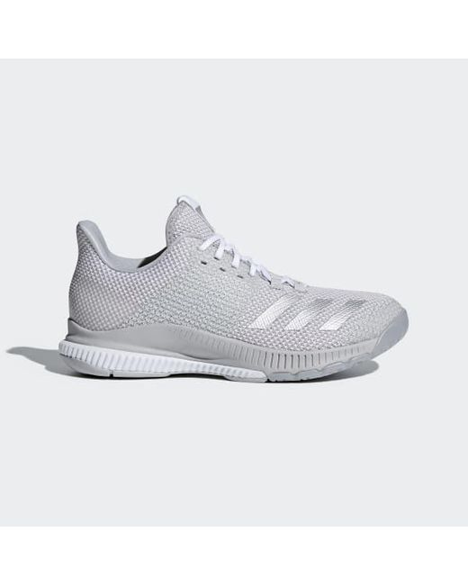 7aac1e395 Adidas - White Crazyflight Bounce 2.0 Shoes for Men - Lyst ...