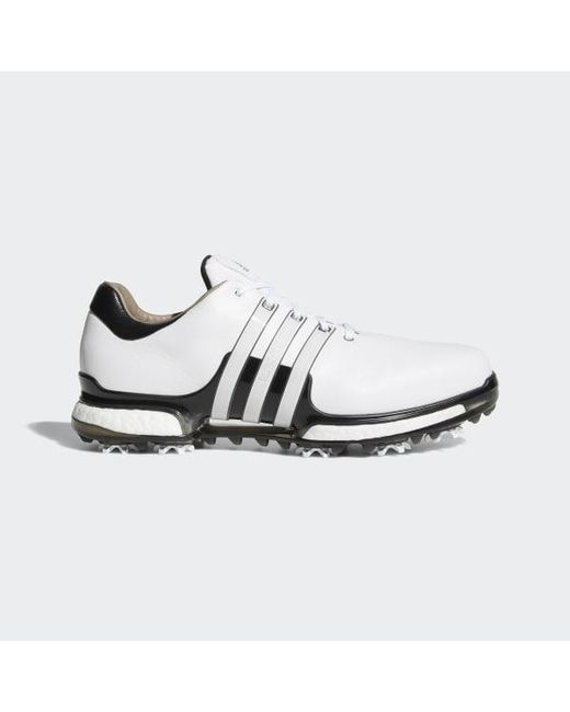 best service 4960b 51079 Adidas -  s Tour 360 Boost 2.0 Golf Shoes White for Men ...