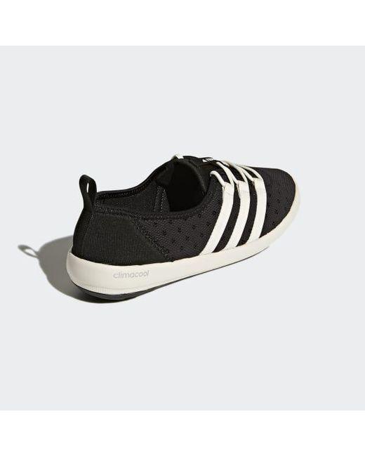 Lyst Adidas Terrex Climacool Schlanke Bootsschuhe in Schwarz für Männer