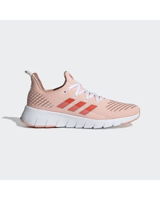 Adidas - Pink Asweego Shoes - Lyst ... 04d851c81