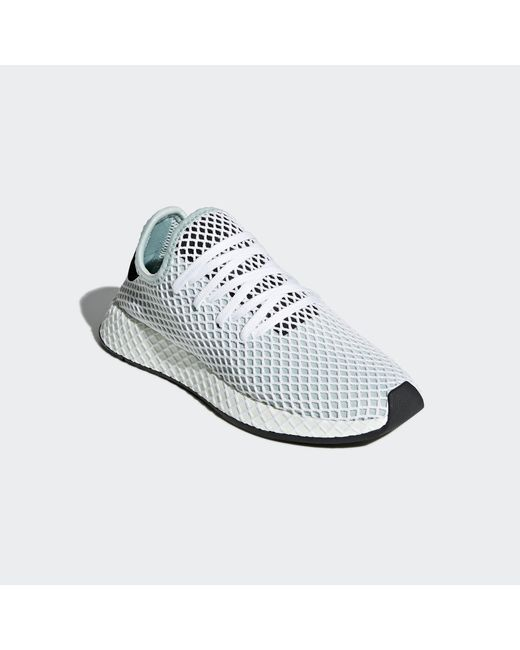 2fe09a6823287 ... Adidas - Multicolor Deerupt Runner Shoes - Lyst ...