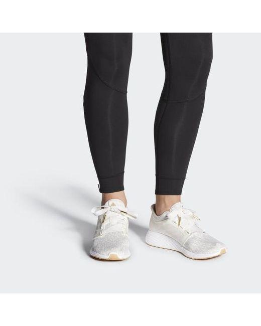 6a8de553153f ... Adidas - White Edge Lux 3 Shoes - Lyst ...