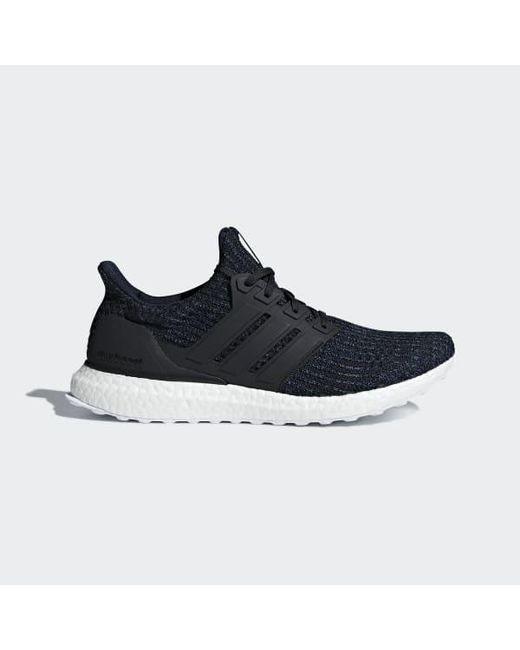Adidas - Blue Ultraboost Parley Shoes for Men - Lyst