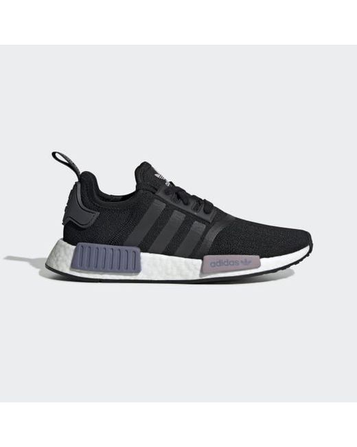 ac56f35e7 Adidas - Black Nmd Runner Shoes for Men - Lyst ...