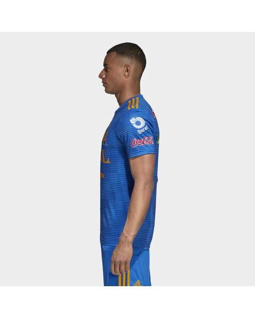 ... Adidas - Blue Tigres Uanl Away Jersey for Men - Lyst ... e41c98e3c