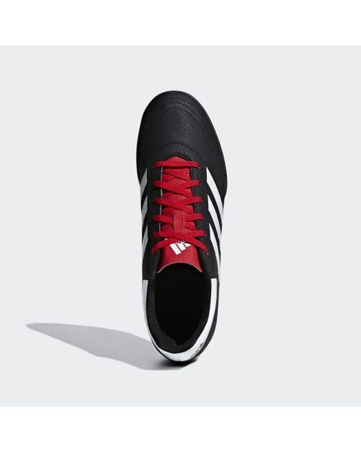 hot sale online 315e1 ca0df adidas-Black-Goletto-6-Turf-Shoes.jpeg