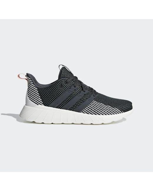 2441adf34d7 Adidas - Black Questar Flow Shoes - Lyst ...