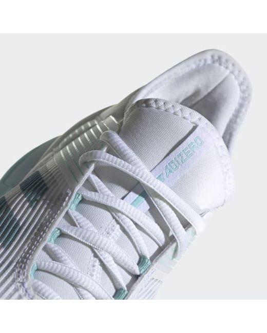 Lyst - Adidas Adizero Ubersonic 3 X Parley in Blue
