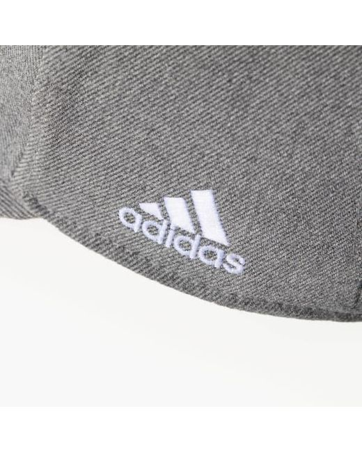 edc422653aa ... Adidas - Gray Houston Dynamo Structured Hat for Men - Lyst ...