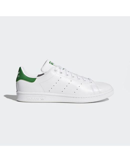 d09a41572 Lyst - adidas Stan Smith Low-top Sneakers, Unisex in White for Men ...