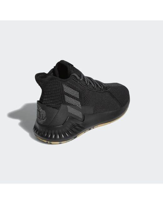 14bdc76624f2 ... Adidas - Black D Rose 9 Shoes for Men - Lyst ...