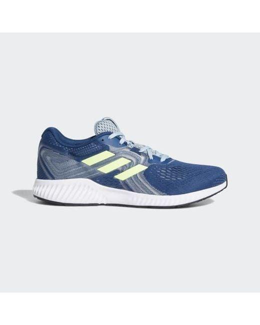 85426f48e6cc Adidas - Blue Aerobounce 2 Shoes for Men - Lyst ...