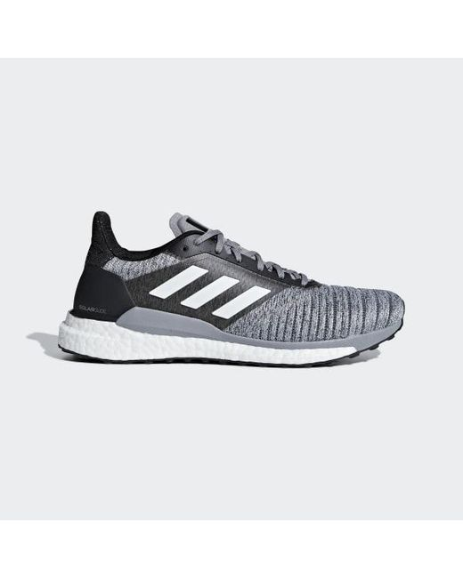 fda2c3f47ca80 Lyst - adidas Solar Glide Shoes in White for Men - Save 6%