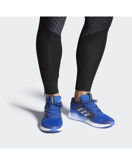 best sneakers 532ae be056 ... Adidas - Blue Aerobounce St Shoes for Men - Lyst ...