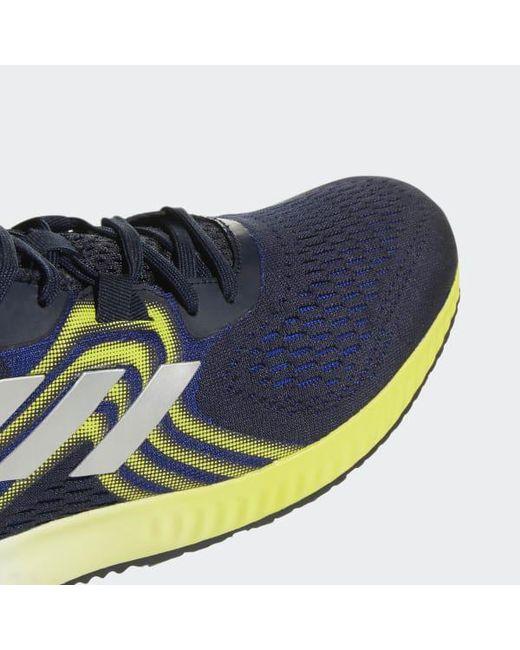 uk availability 212e6 ff05d ... Adidas - Blue Aerobounce 2 Shoes for Men - Lyst