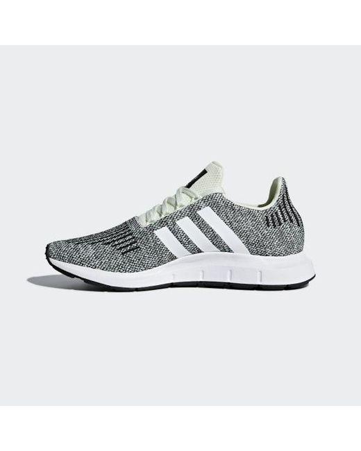 e3fac0010 ... Adidas - Green Swift Run Shoes for Men - Lyst ...
