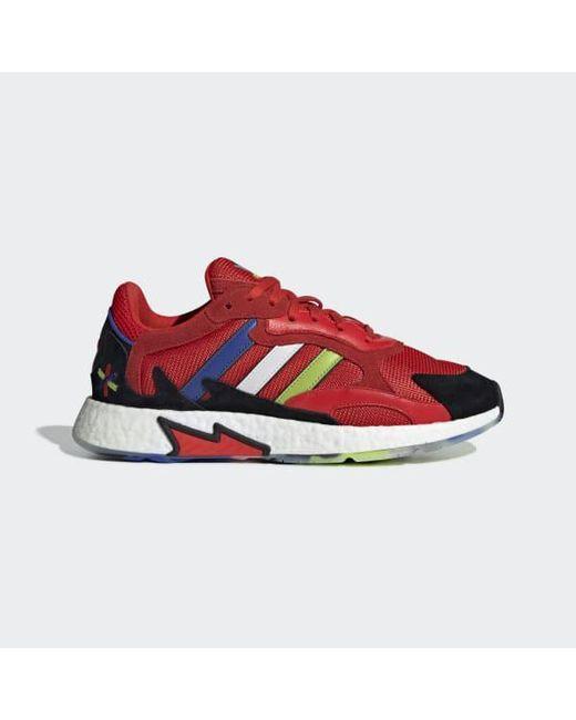 ef21e795ca9 Adidas - Red Tresc Run Shoes for Men - Lyst ...