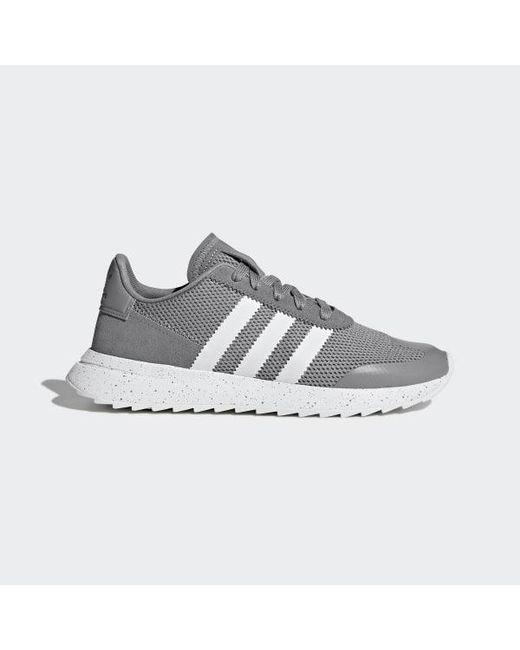 914768b7478 Adidas - Gray Flashback Shoes - Lyst ...