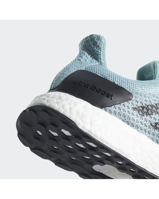 314822609 ... Adidas - Blue Ultraboost St Parley Shoes - Lyst ...