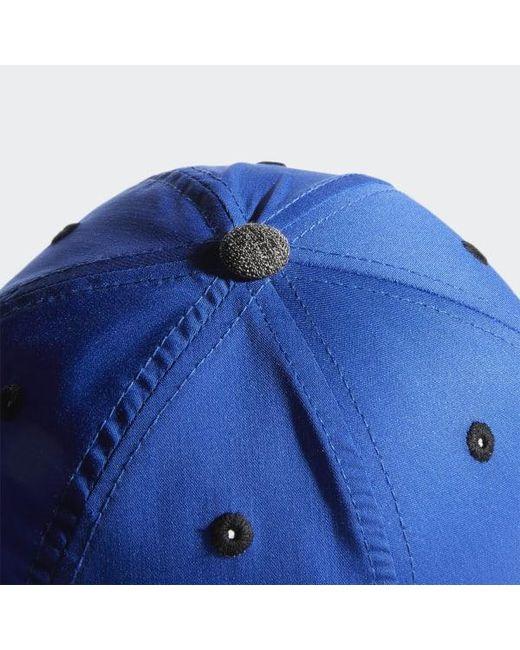 763e46c0a09 ... Adidas - Blue Jayhawks Flat Brim Hat for Men - Lyst