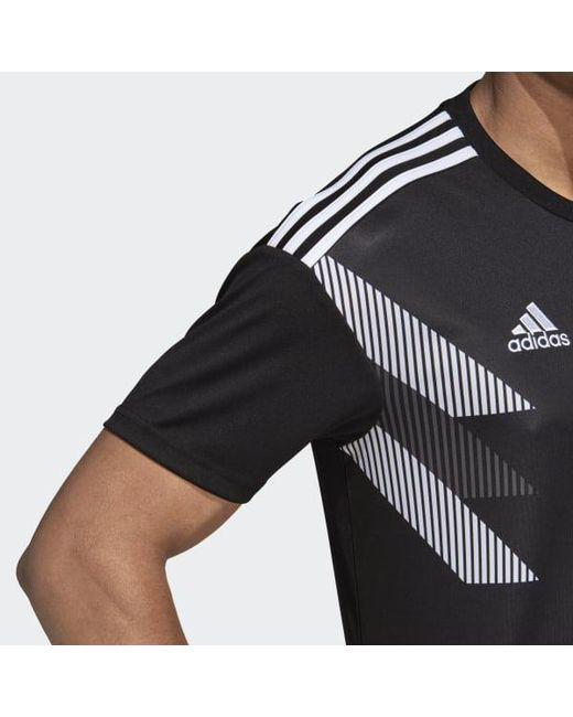 6d87533ad ... Adidas - Black Juventus Home Pre-match Jersey for Men - Lyst ...