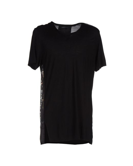 Sons Of Heroes | Black T-shirt for Men | Lyst