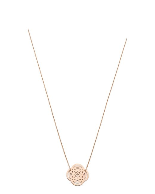 Ginette NY | Pink Mini Purity Necklace | Lyst
