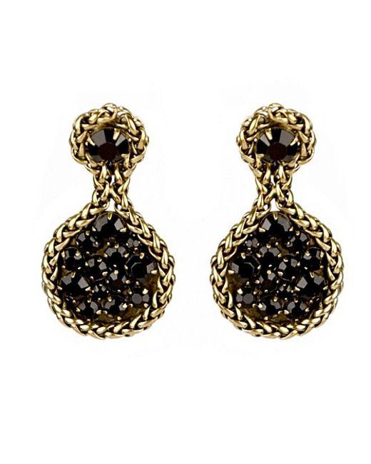 Nicole Romano | Metallic Errai Earrings | Lyst
