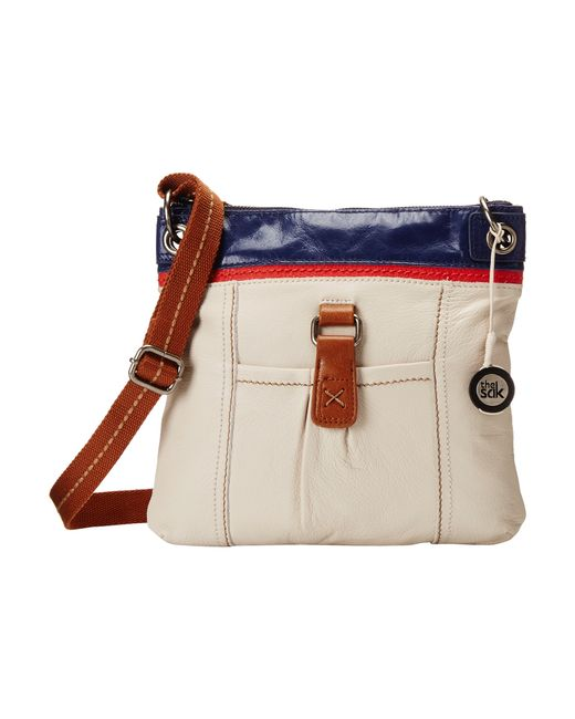 The Sak | Multicolor Kendra Leather Crossbody | Lyst