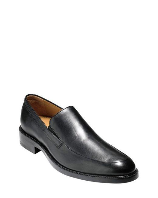 Cole Haan | Black 'warren' Venetian Loafer for Men | Lyst