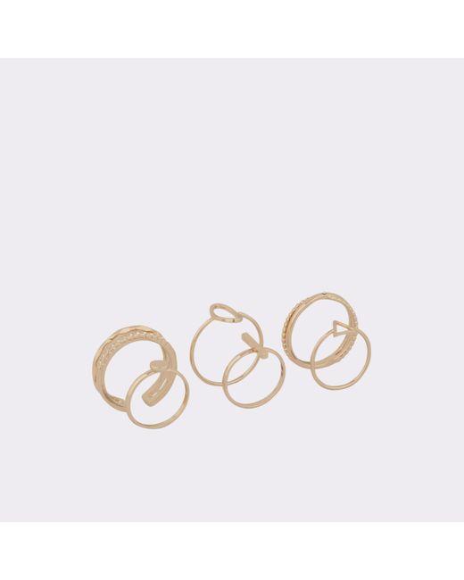 ALDO - Metallic Heins - Lyst