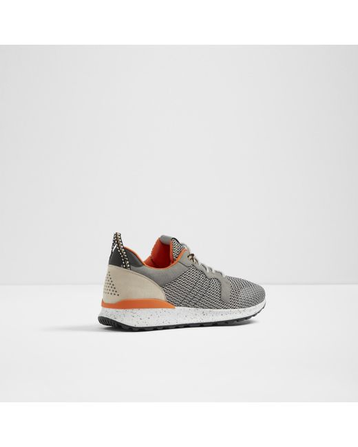 Greiman Knitted Trainers In Grey - Grey Aldo aY0ojK