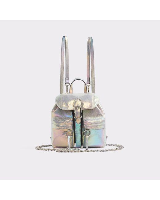 ALDO - Metallic Fironger - Lyst