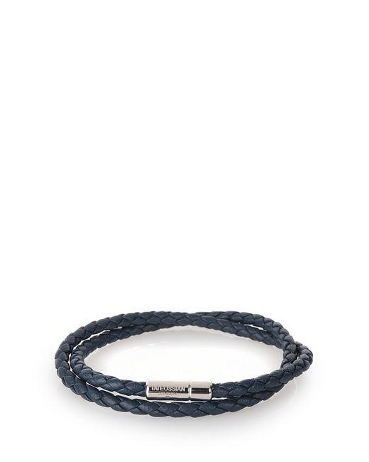 Tateossian | Blue Scoubidou Bracelet for Men | Lyst