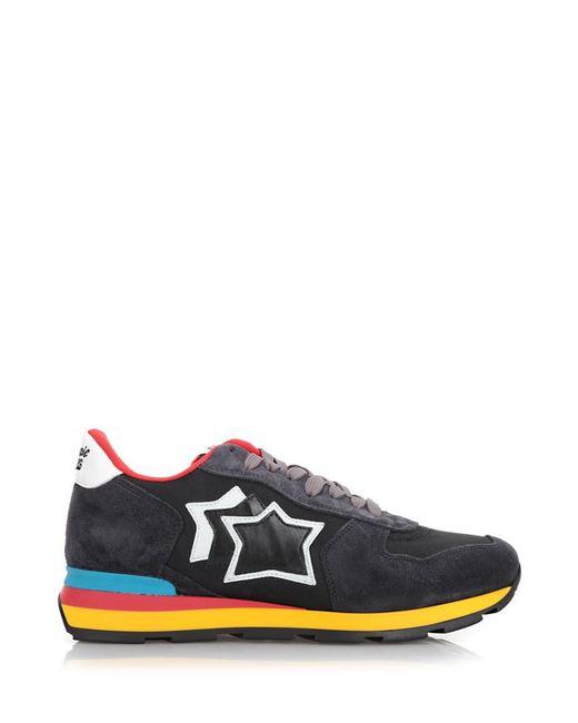 Atlantic Stars | Black 'galaxy' Sneakers for Men | Lyst