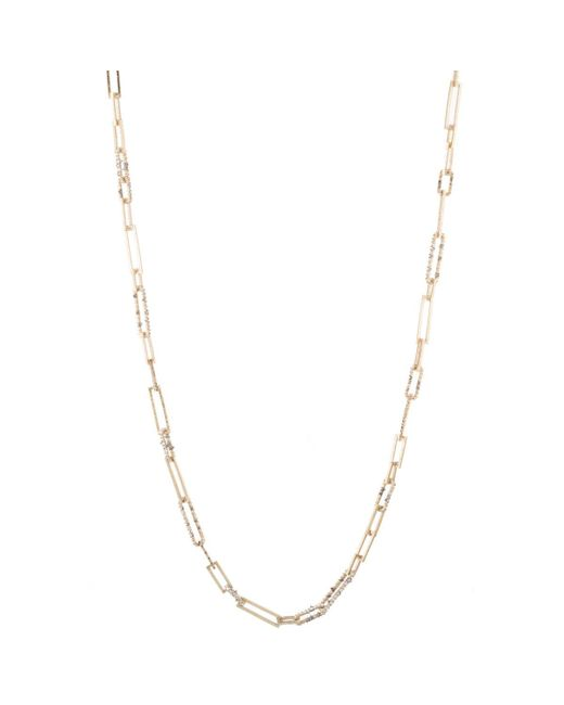 Alexis Bittar - White Crystal Encrusted Link Strand Necklace You Might Also Like - Lyst