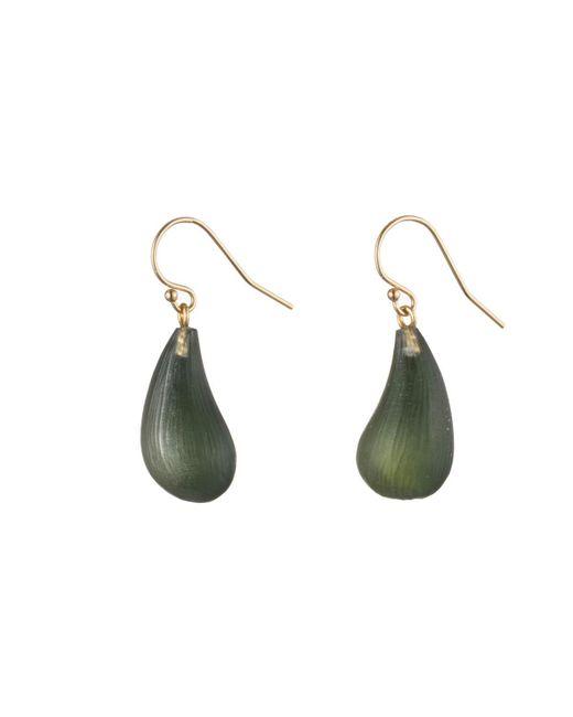 Alexis Bittar - Green Dewdrop Earring - Lyst