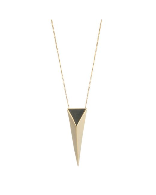 Alexis Bittar - Multicolor Large Pyramid Pendant Necklace You Might Also Like - Lyst