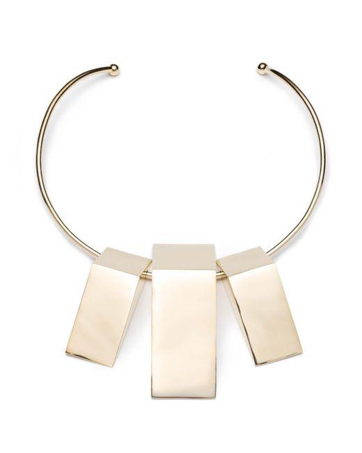 Alexis Bittar | Metallic Liquid Gold Bar Collar You Might Also Like | Lyst