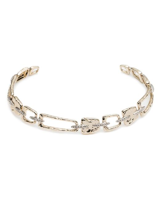 Alexis Bittar | Metallic Abstract Buckle Collar Necklace You Might Also Like | Lyst