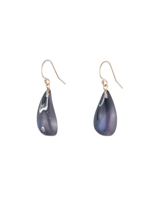 Alexis Bittar | Blue Clear Dew Drop Earring You Might Also Like | Lyst
