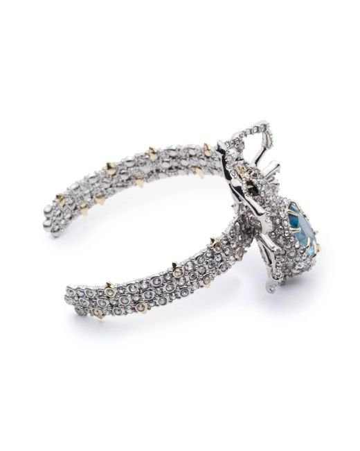 Alexis Bittar | Metallic Crystal Encrusted Spider Cuff Bracelet You Might Also Like | Lyst