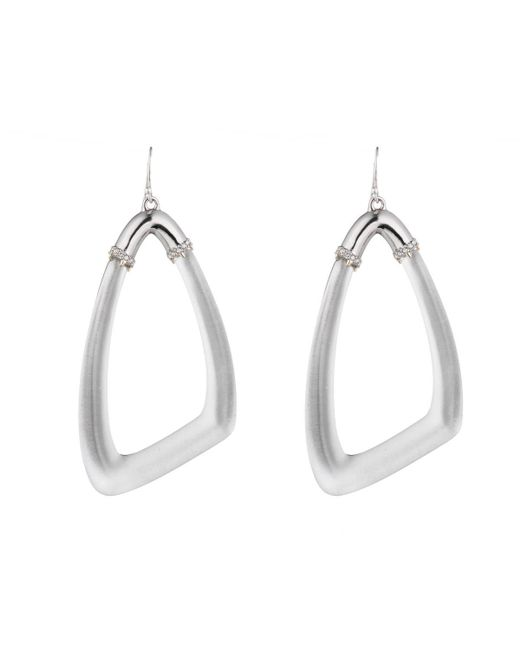 Alexis Bittar | Metallic Asymmetrical Wire Earring You Might Also Like | Lyst