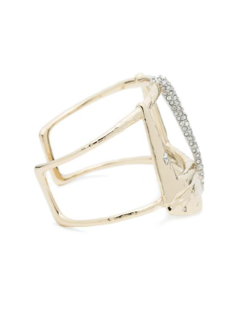 Alexis Bittar | Metallic Wide Buckle Cuff Bracelet You Might Also Like | Lyst