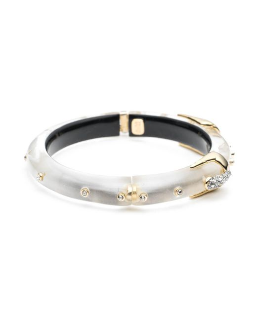 Alexis Bittar | Metallic Skinny Buckle Hinge Bracelet You Might Also Like | Lyst