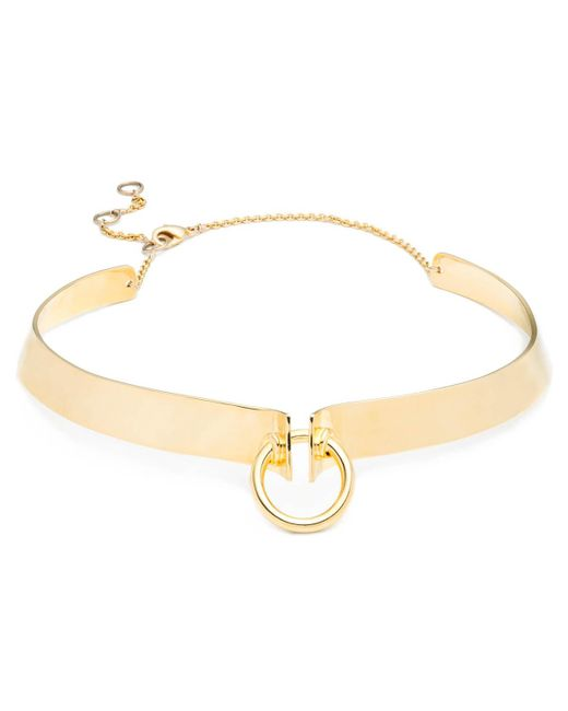 Alexis Bittar   Metallic Lady O Small Collar Necklace You Might Also Like   Lyst