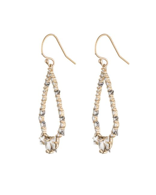 Alexis Bittar - Multicolor Crystal Encrusted Spiked Tear Earring You Might Also Like - Lyst