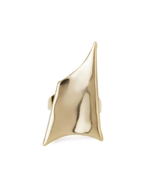 Alexis Bittar | Metallic Abstract Thorn Liquid Metal Ring You Might Also Like | Lyst