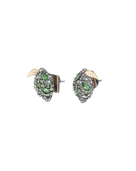 Alexis Bittar - Green Crystal Encrusted Lime Post Earring You Might Also Like - Lyst